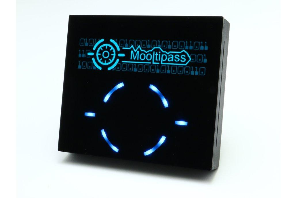 Mooltipass Offline Password Keeper 1