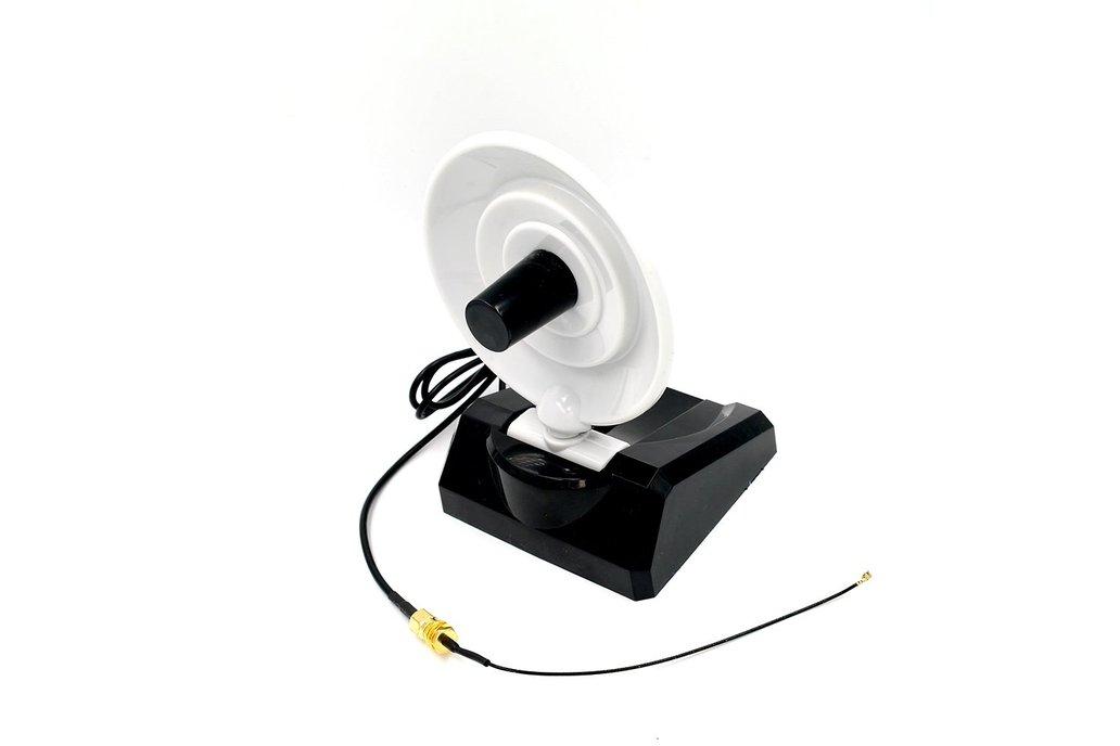 DSTIKE 10dB Directional Antenna ESP07/ESP32-Wrover 1