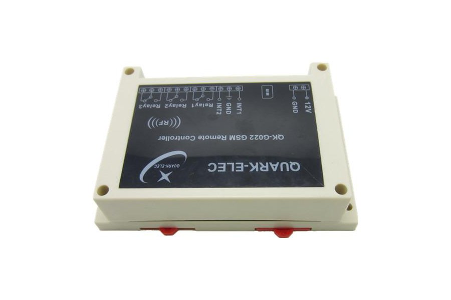 GSM SMS Remote Control Switch/control by phone