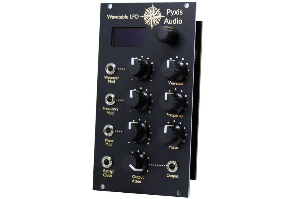 Pyxis Audio Wavetable LFO 1