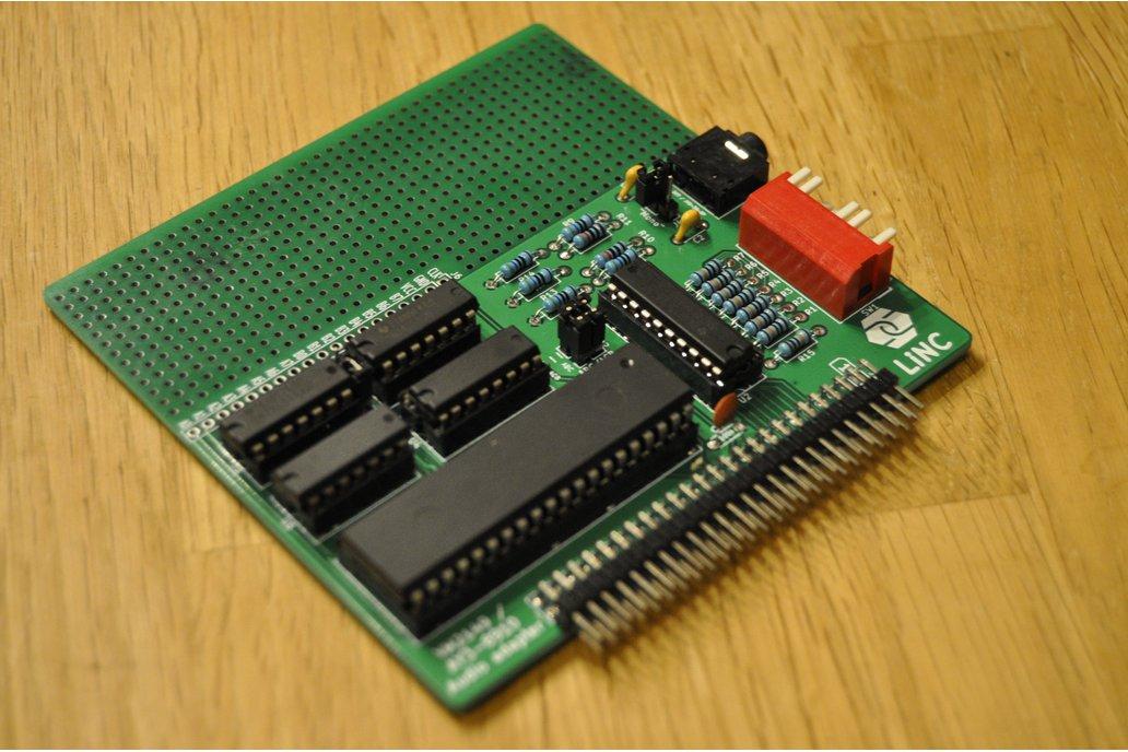 Z50AYMSound AY3-8910/YM2149 sound card 1