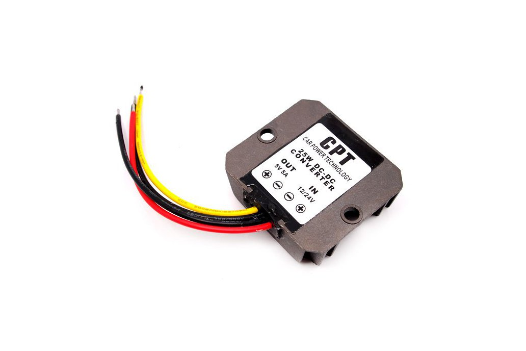 12V 24V to 5V power converter 1