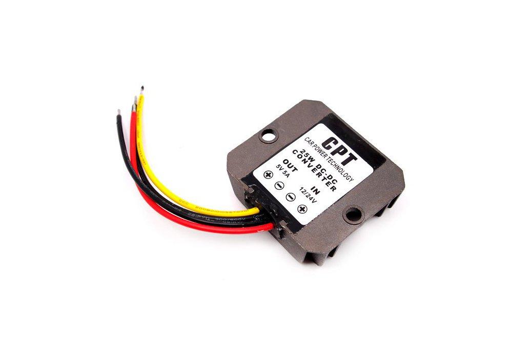 12V 24V to 5V power converter 1