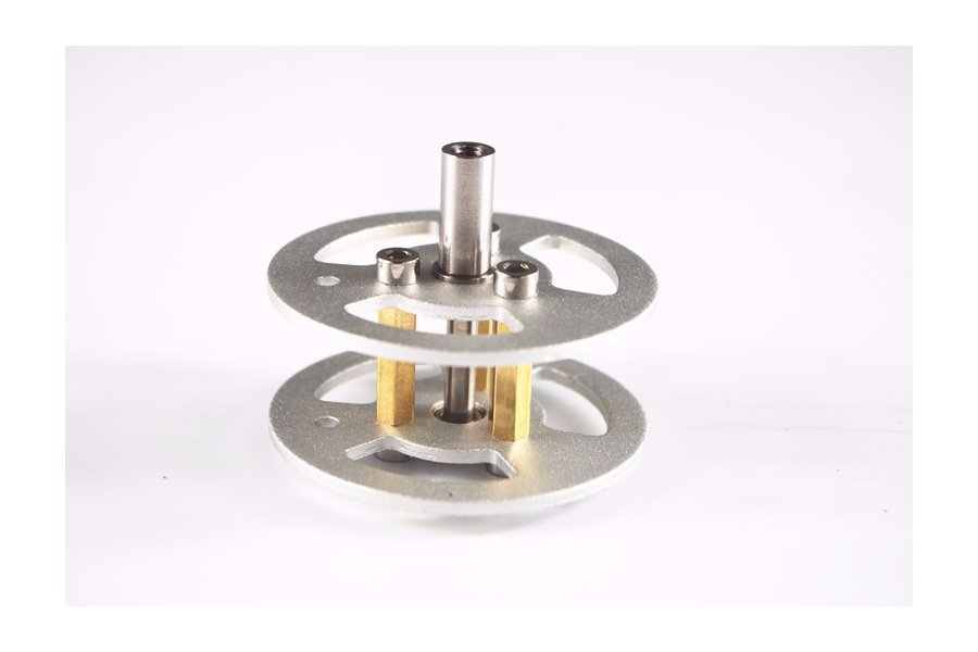 Metal bearing wheel drived wheel for Tank Track