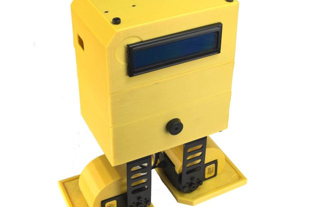RobotGeek 'Chip-E' Robot Kit