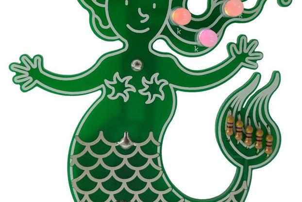 Myrtle the Mermaid Kit