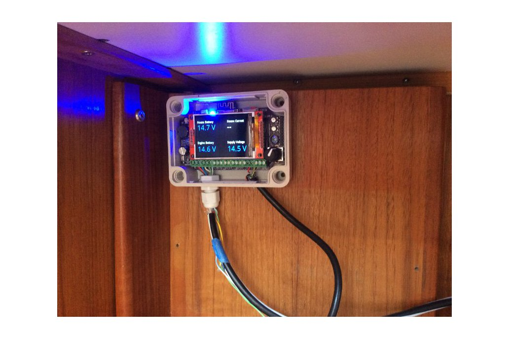 KBox - Open-source boat gateway 2