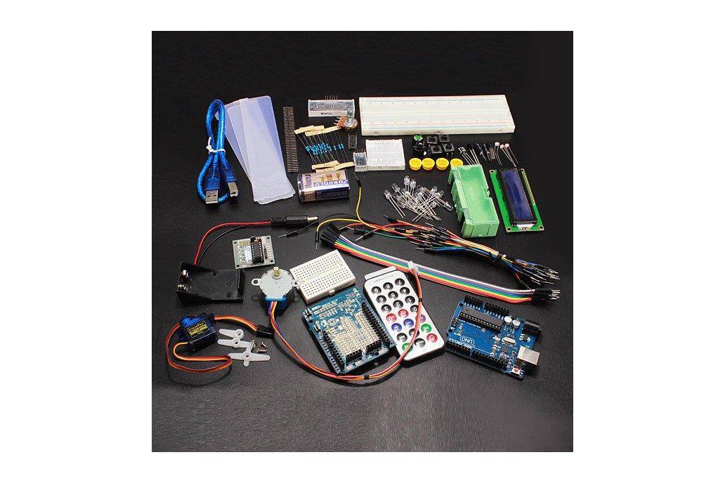 Arduino Compatible UNO R3 Starter Kit Set 1