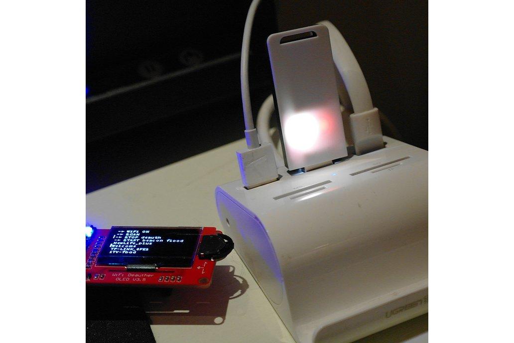 DSTIKE Deauth Detector V2(Pre-flashed) 6