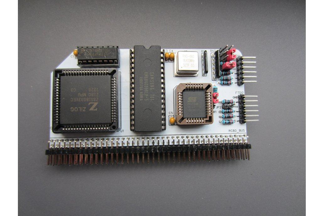 #70 Z180 Micro (CPU + RAM + ROM) 1