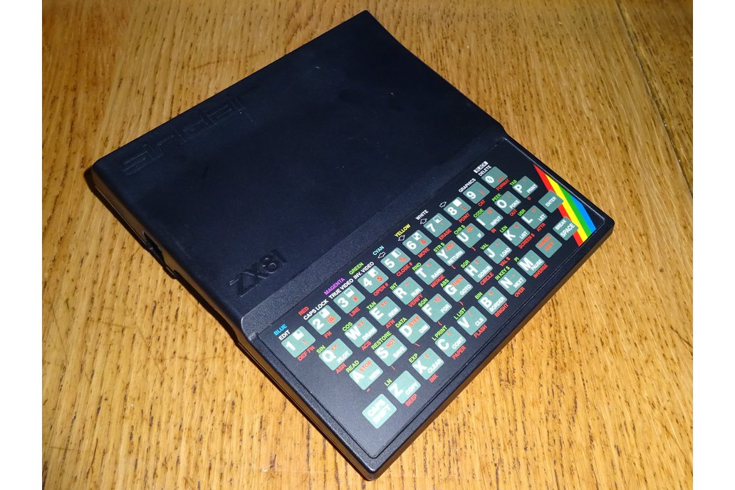 Keyboard Overlays for ZX Max 48 6