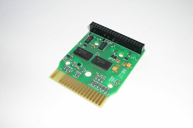 PiTrex: Vectrex to Raspberry Pi Interface