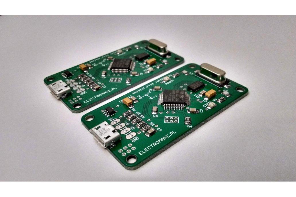 3 axis USB accelerometer 1