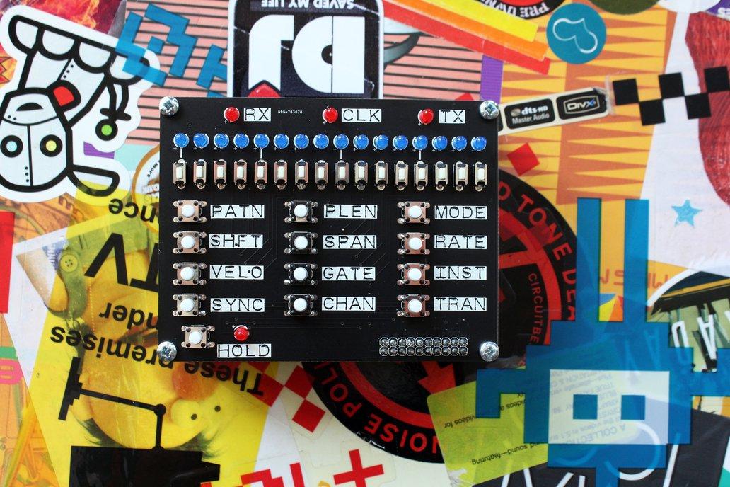 ARPIE - MIDI Arpeggiator [FULLY CONSTRUCTED] 1