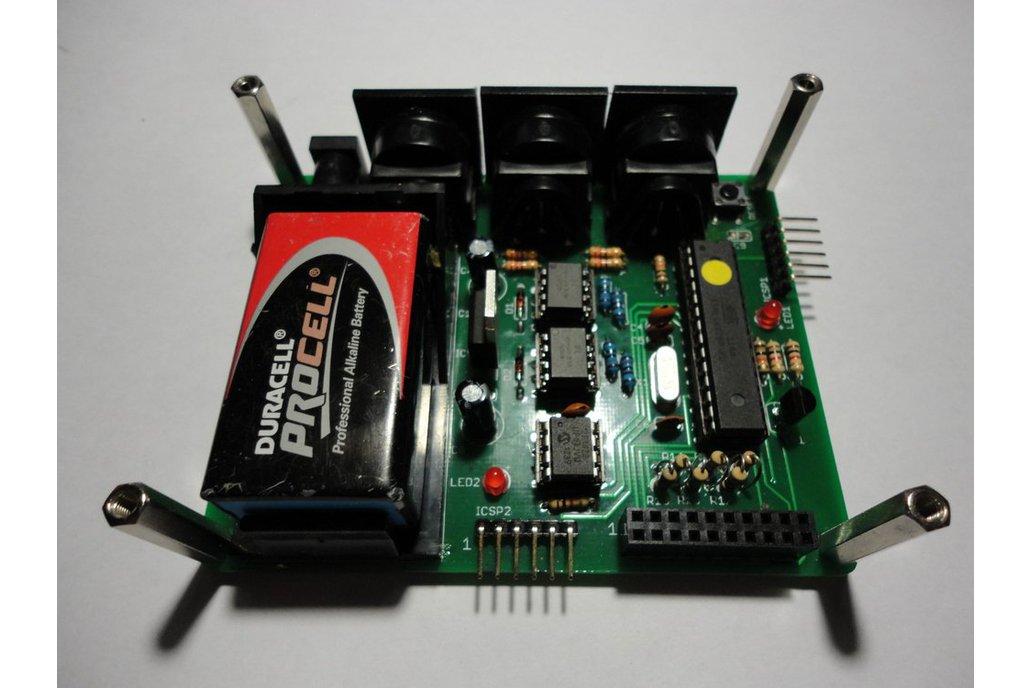 ARPIE - MIDI Arpeggiator Kit 4