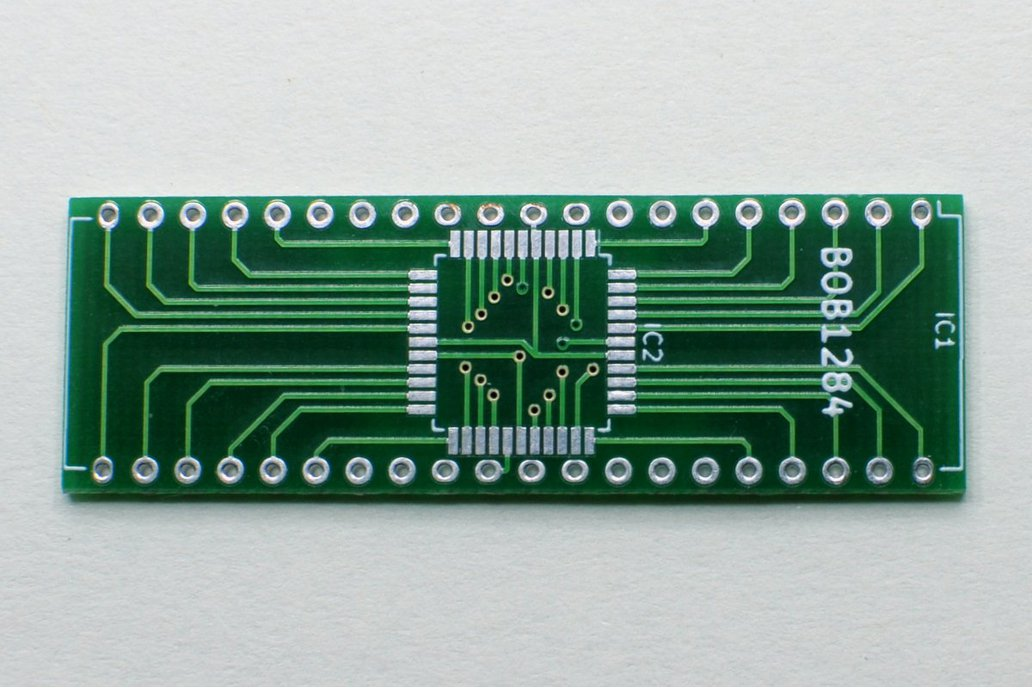 Breakout board for ATmega1284 1
