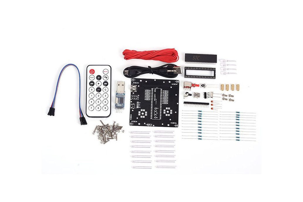 DIY Kit Colorful LED Tower Display(12320) 2