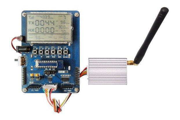 DEMO Board for SV Series Wireless RF Module