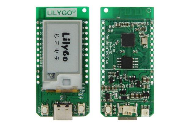 LILYGO® T-Dispay E-paper 1.02 inch