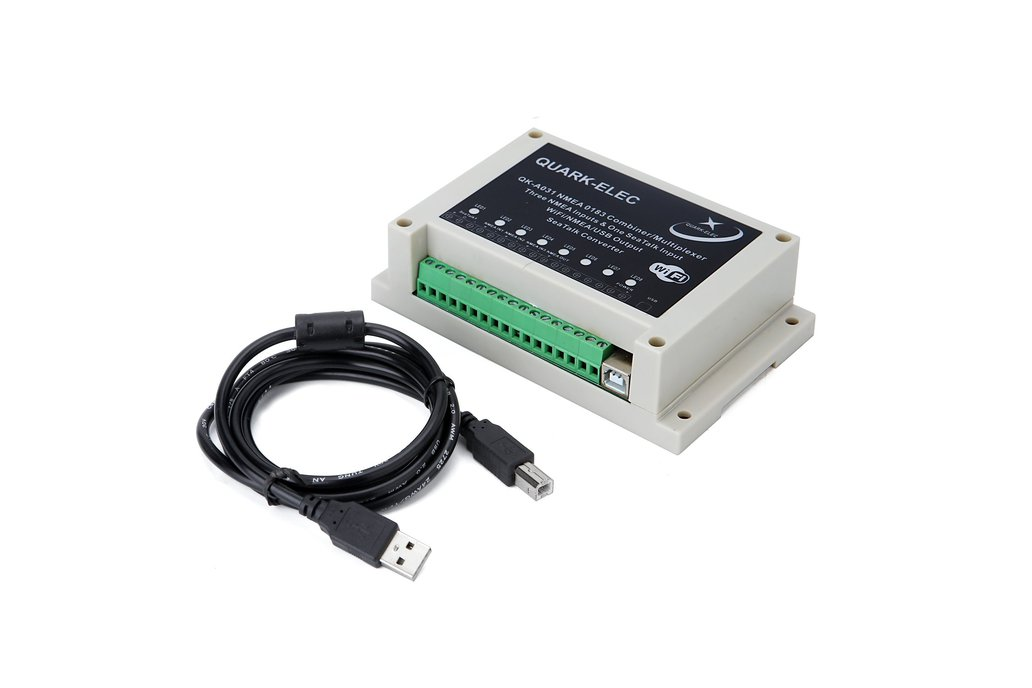 QK-A031 NMEA 0183 Multiplexer with SeaTalk Convert 6