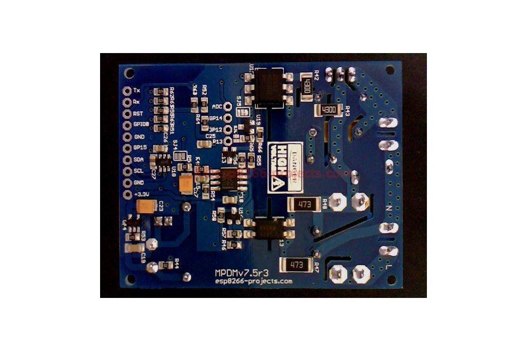 AC MAINS Dimmer - MPDMv7.5 7