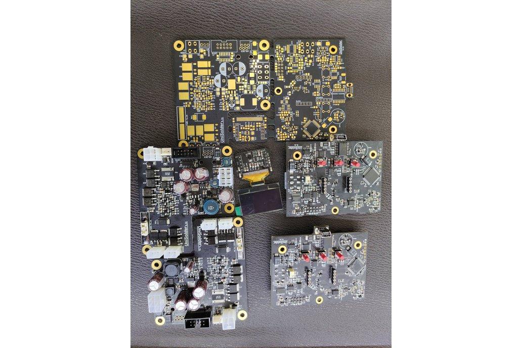 Unisolder 5.2C Finished Circuit Board 1
