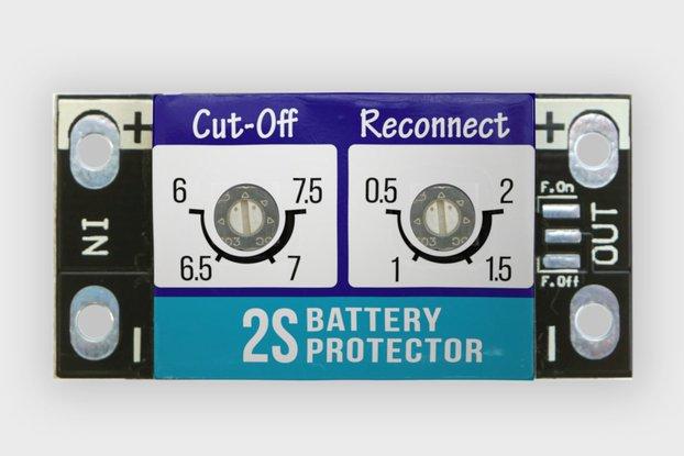 Li-Ion BATTERY PROTECTOR 5A