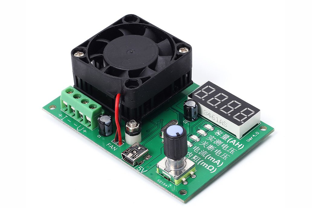 Battery Capacity Tester Power Supply Module(12449) 3