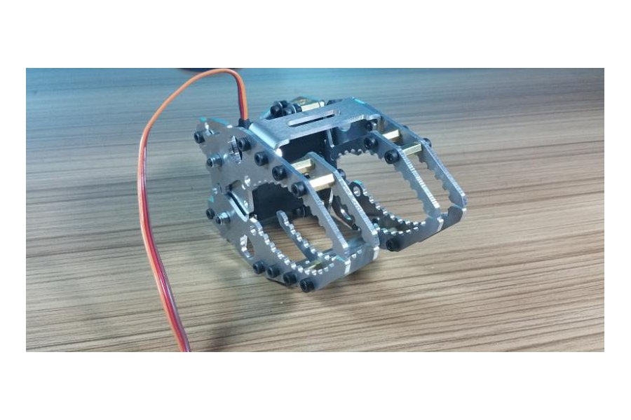 G116 Full Metal Robot Paw/Claw/Gripper