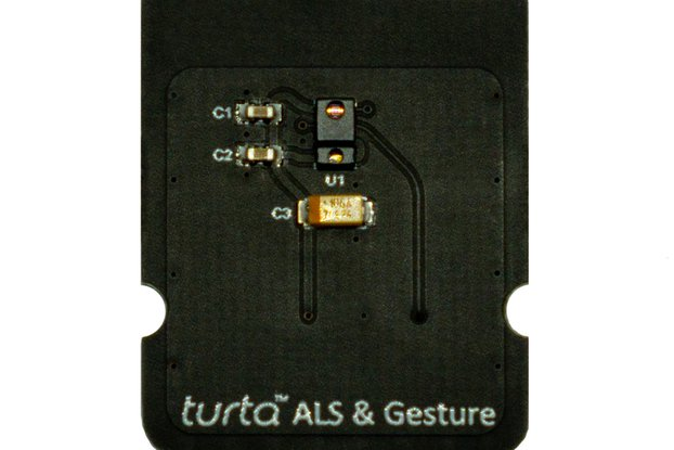 Turta Ambient Light - Gesture Module for IoT Node