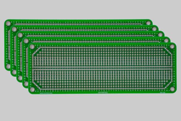 DIP IC Prototype PCB 5 Pack