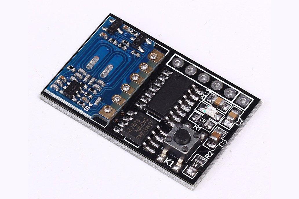 433MHz 4 Channel Wireless Receiver Board (11967) 2