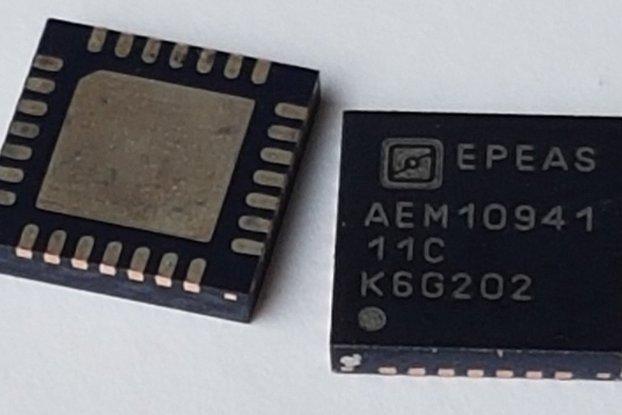 E-Peas AEM10941 Solar harvesting IC