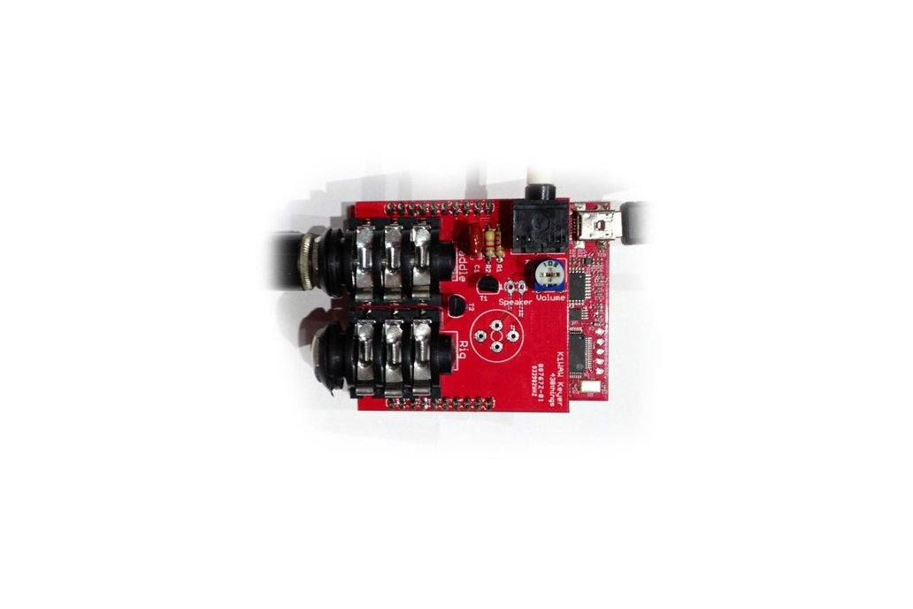 Iambic Keyer BoosterPack PCB 1