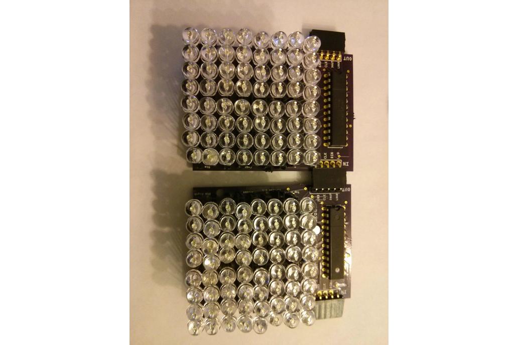 MAX7219 Matrix 64 LED Breakout 3
