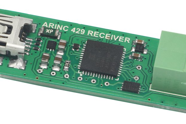 ARINC 429 to USB Receiver