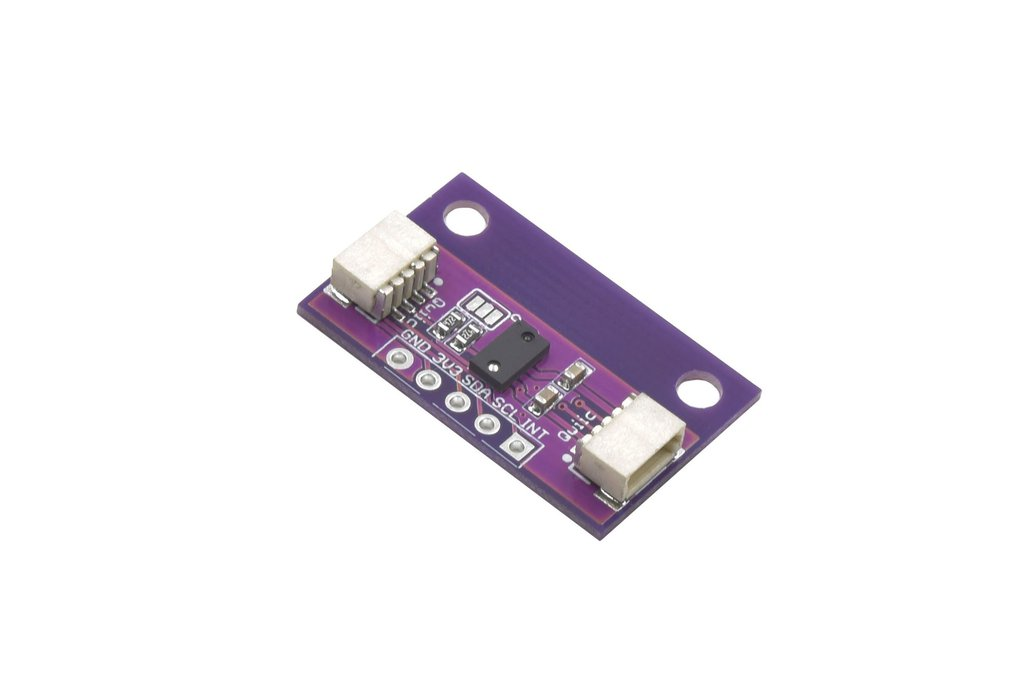 Zio TOF Distance Sensor RFD77402 (Qwiic) 1