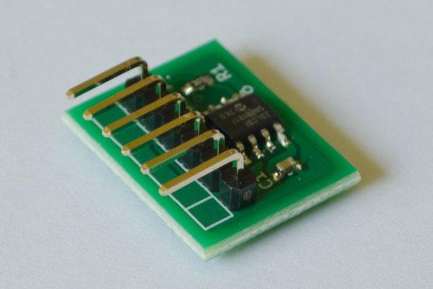 SPI RAM 4Mb Memory Module PMOD