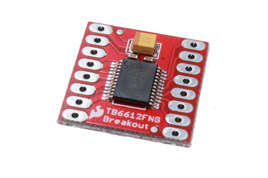 Dual Motor Driver Module 1A TB6612FNG For Arduino Microcontroller