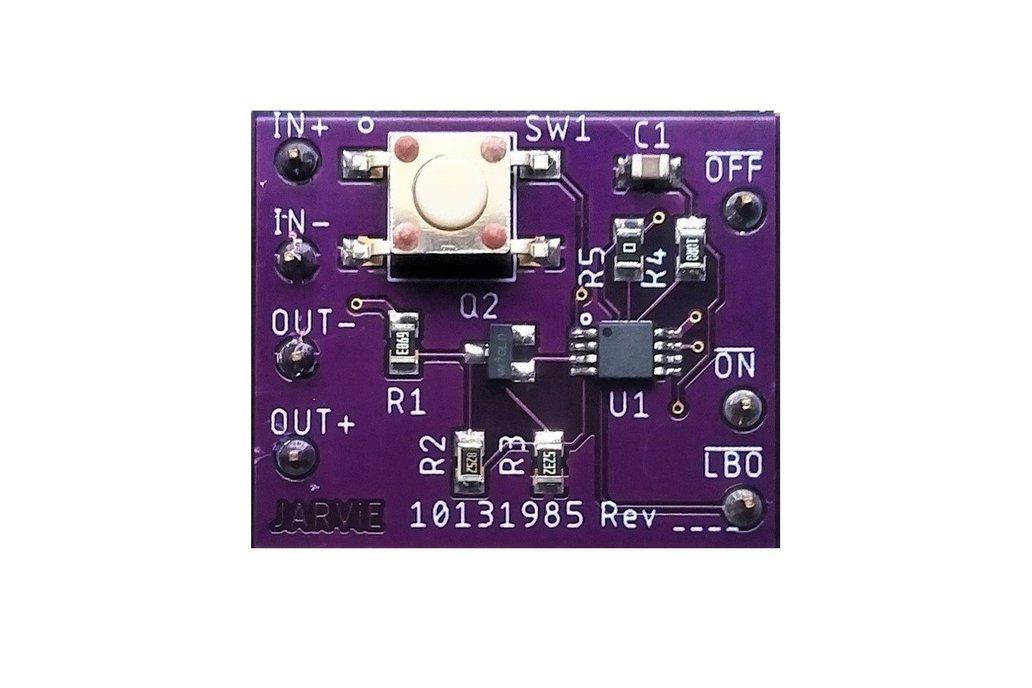 Battery Saver Breakout Board 1