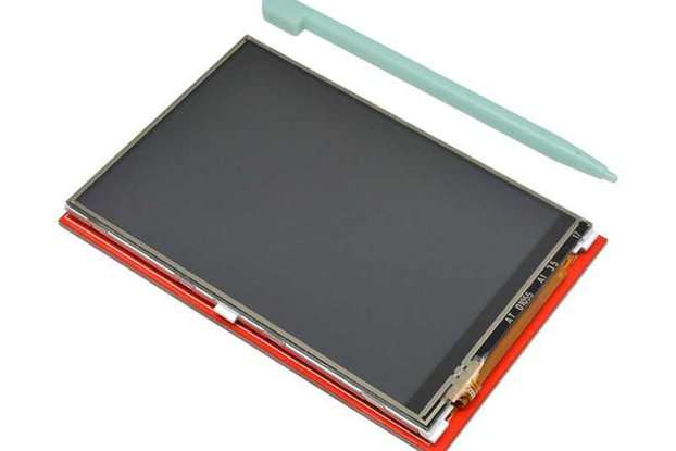3.5 inch LCD OLED Touch Screen Display Module