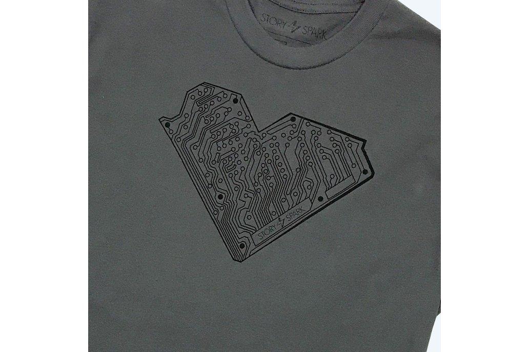 I HEART TECH - Graphic T-Shirt 1