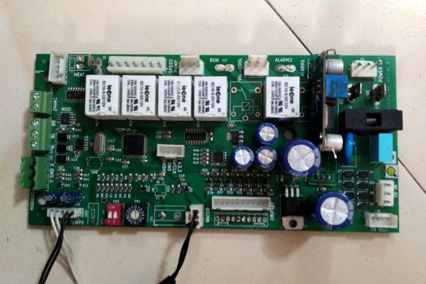 Digital Fan Coil Unit Controller