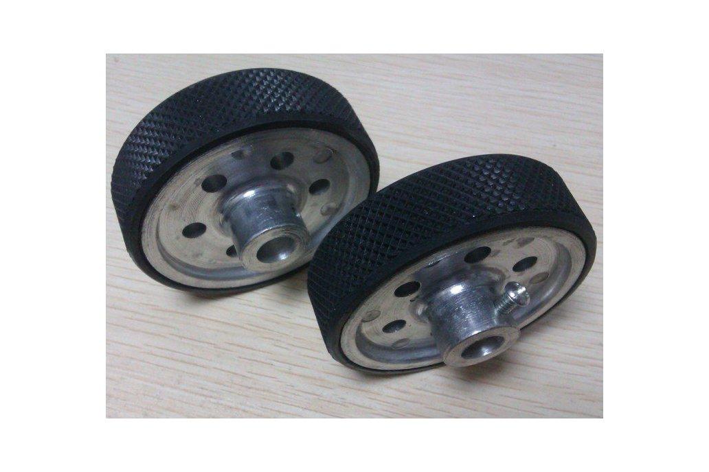 Alloy Metal 6/8mm Wheel 65mm Width 18mm  1
