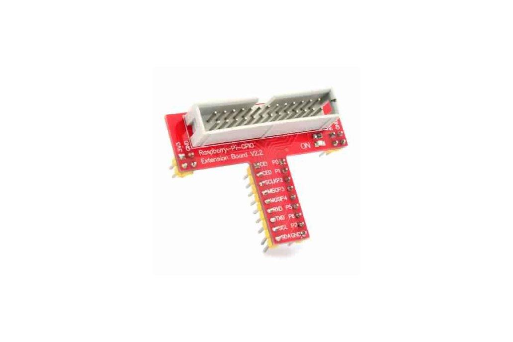 Raspberry PI GPIO Adapting Board 1