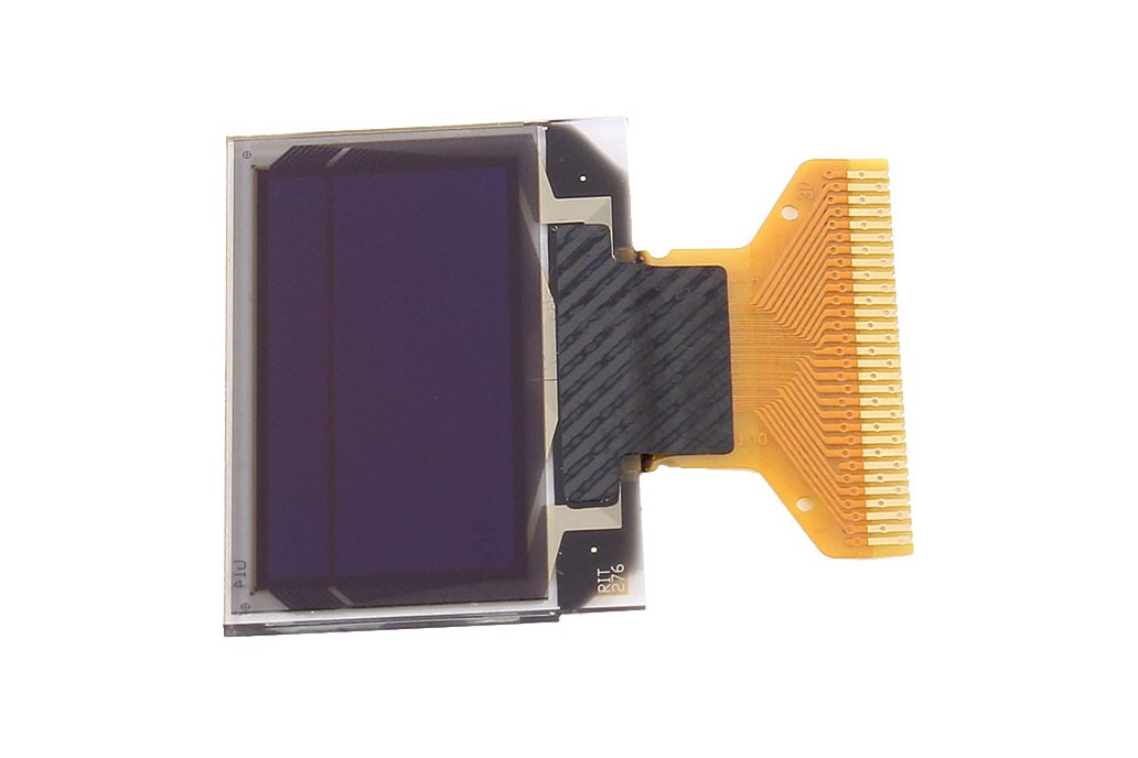 "0.96"" Inch 128X64 Blue OLED Display (9931) 3"