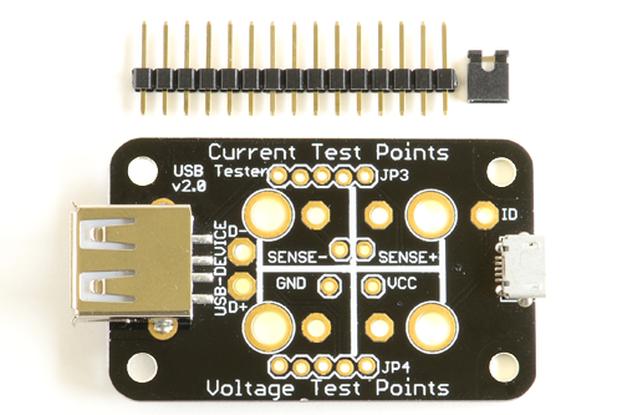 USB Tester 2.0