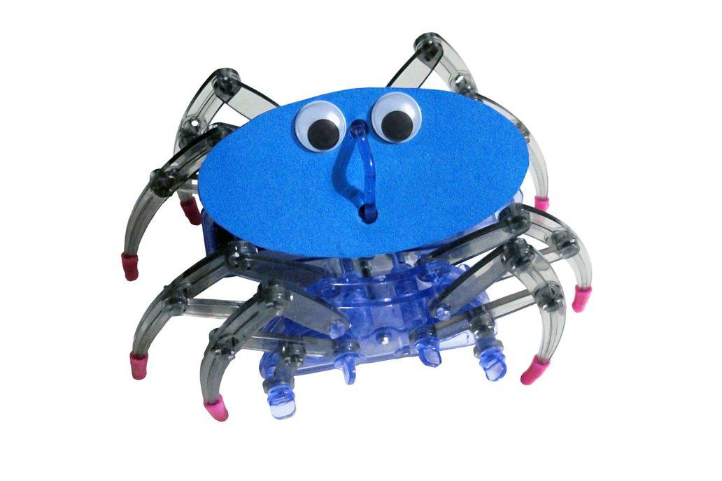 Robot Cangrejo | Crab Robot Kit 1