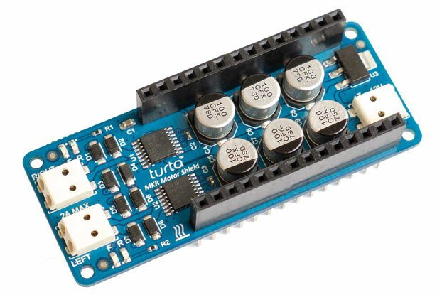 Turta MKR Motor Shield for Arduino