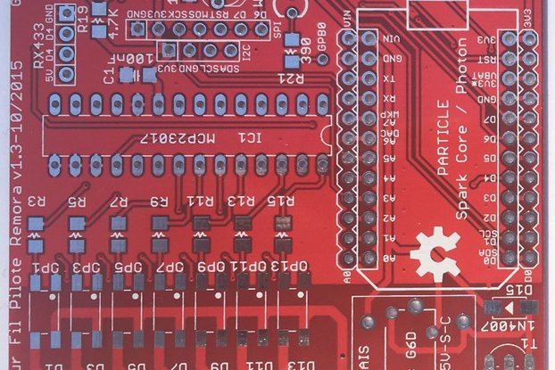 Micro Teleinfo V2 0 from Charles on Tindie